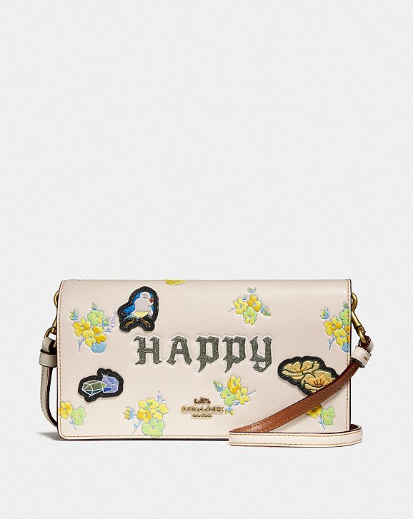 Coach Disney X Happy Bag Charm Coach UkdmjO