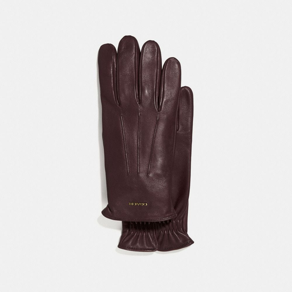 Coach Tech Napa Glove