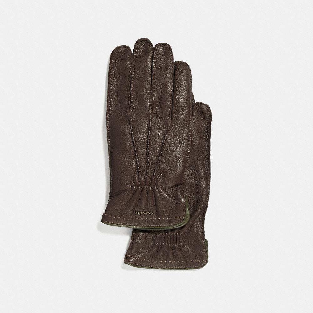 Coach Deerskin Glove
