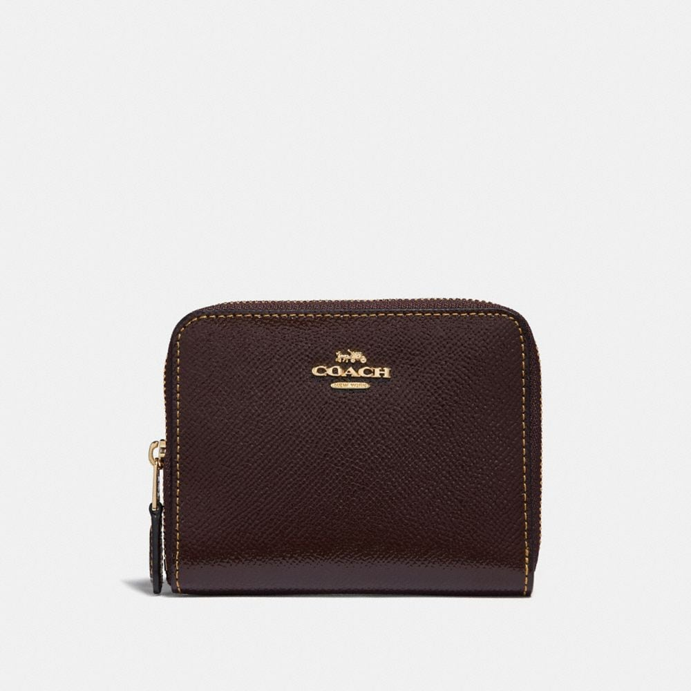 Coach Small Zip Around Wallet