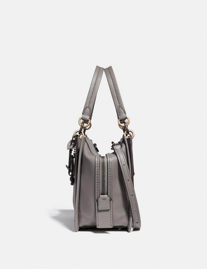 Coach Dreamer Heather Grey/Dark Gunmetal Gifts For Her Bestsellers Alternate View 2