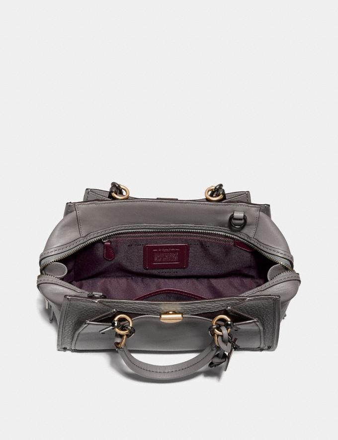 Coach Dreamer Heather Grey/Dark Gunmetal Gifts For Her Bestsellers Alternate View 3