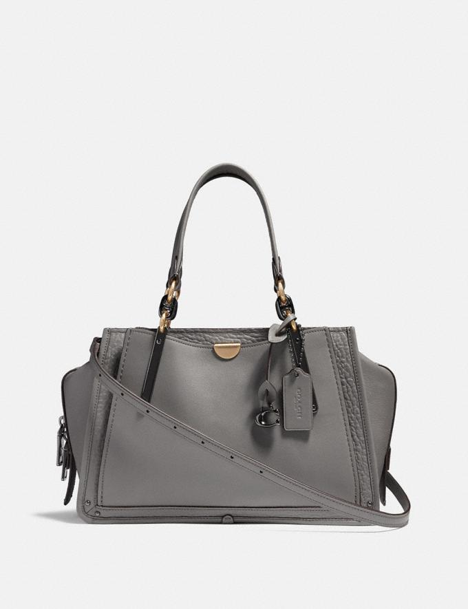 Coach Dreamer Heather Grey/Dark Gunmetal Gifts For Her Bestsellers