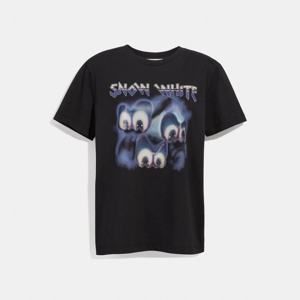Coach Disney X Coach Spooky Eyes Band T-Shirt
