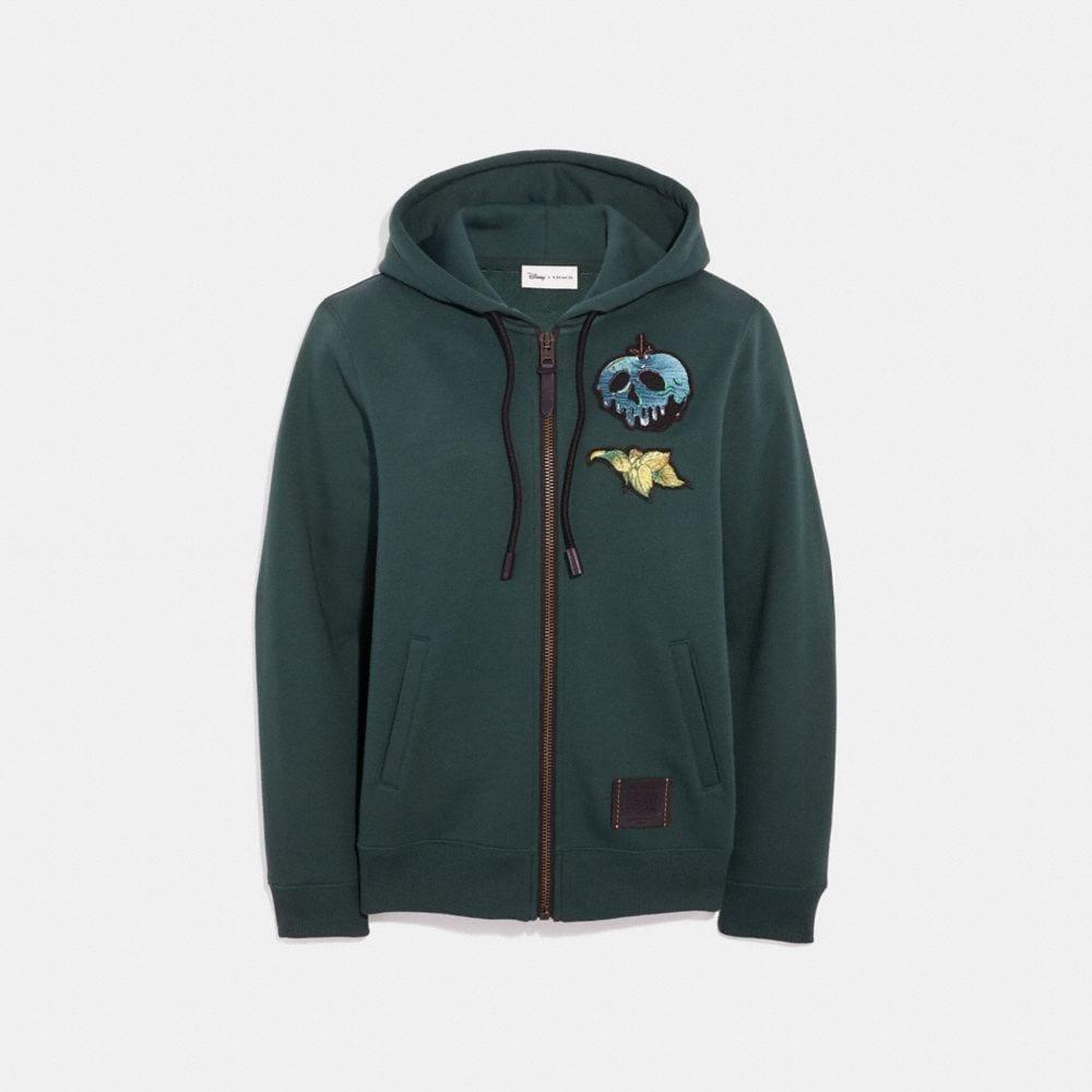 disney x coach sneezy hoodie