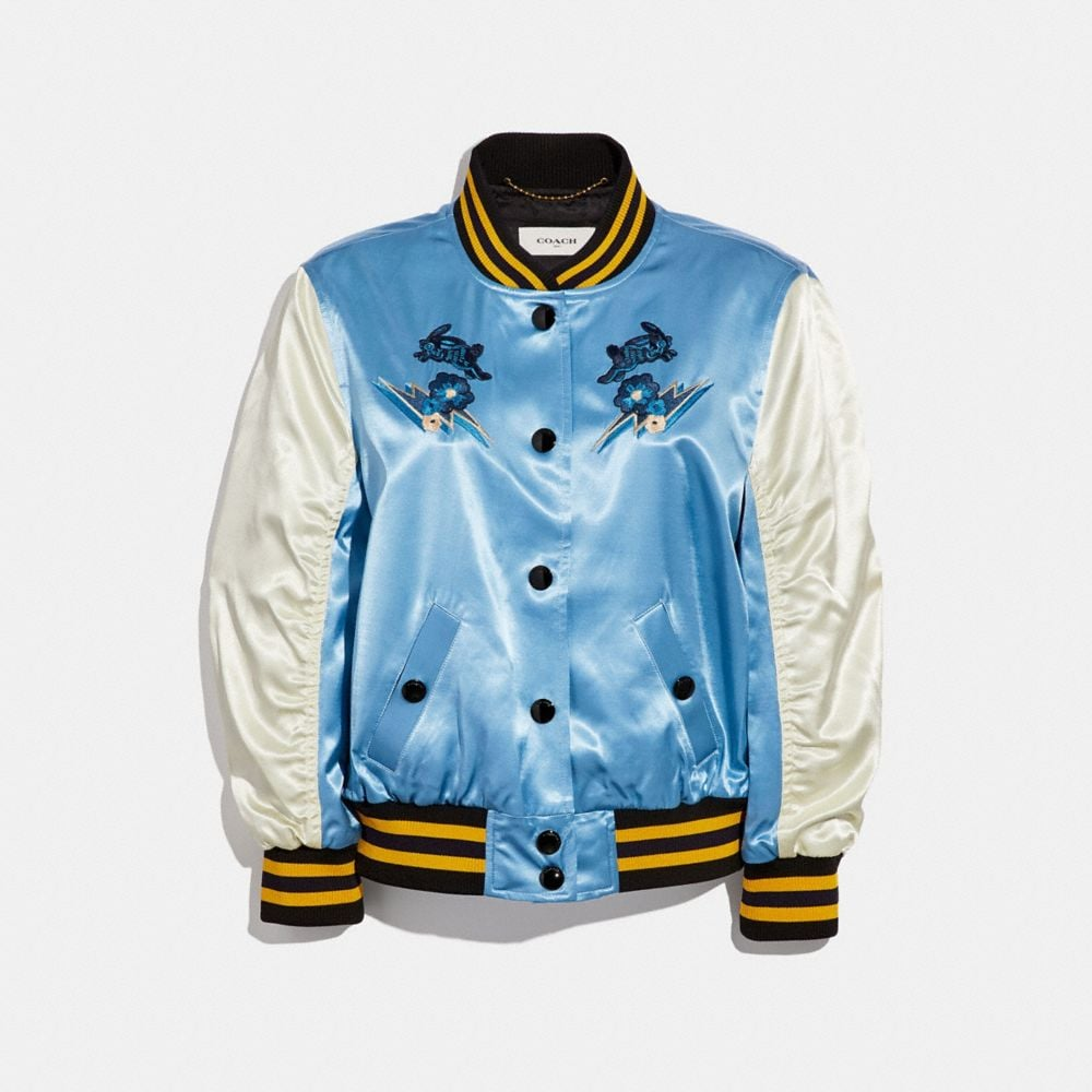 Coach Arizona Varsity Souvenir Jacket