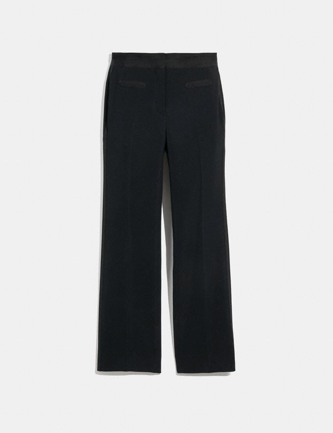 Coach Military Trousers Black