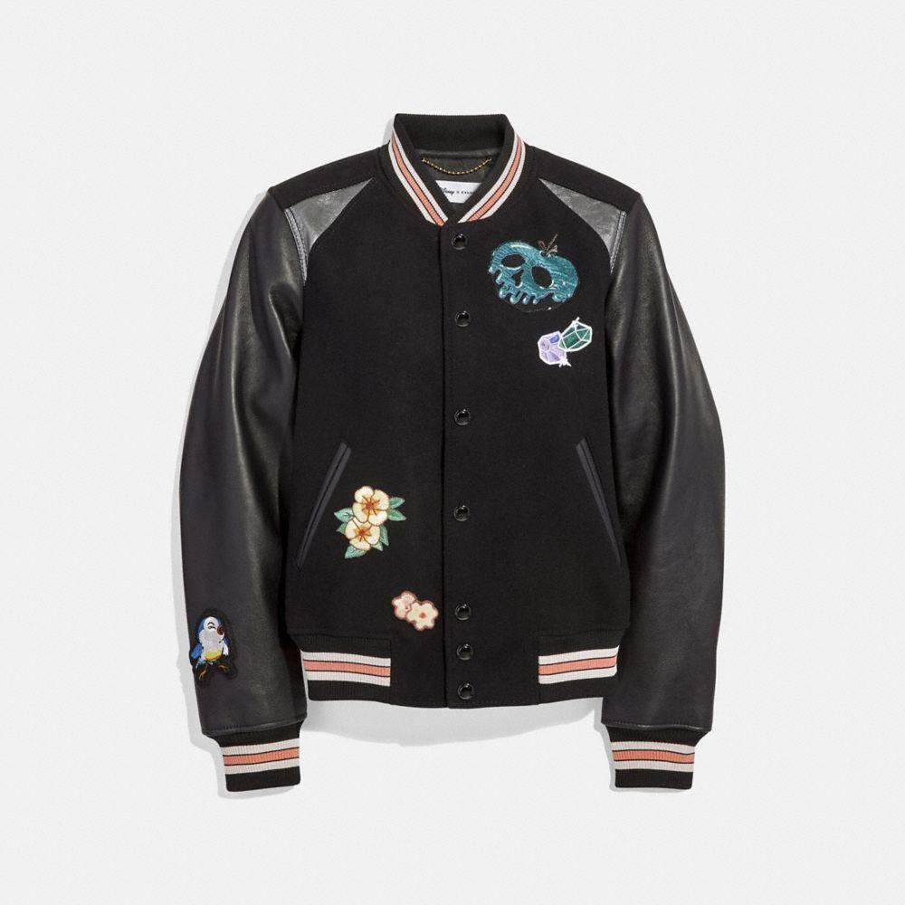 Coach Disney X Coach Varsity Jacket