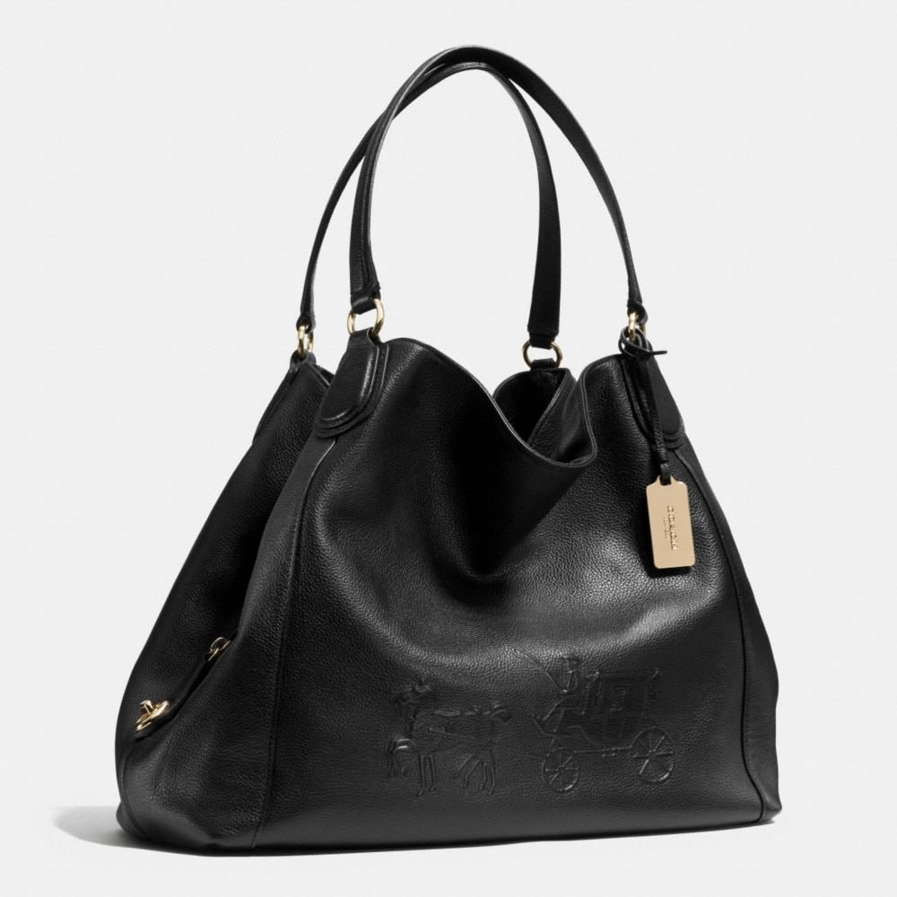Coach Big Shoulder Bag 8