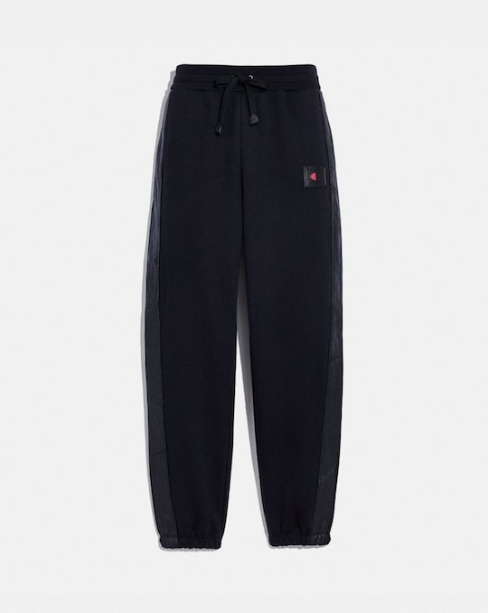 PANTALON DE SURVÊTEMENT COACH X CHAMPION