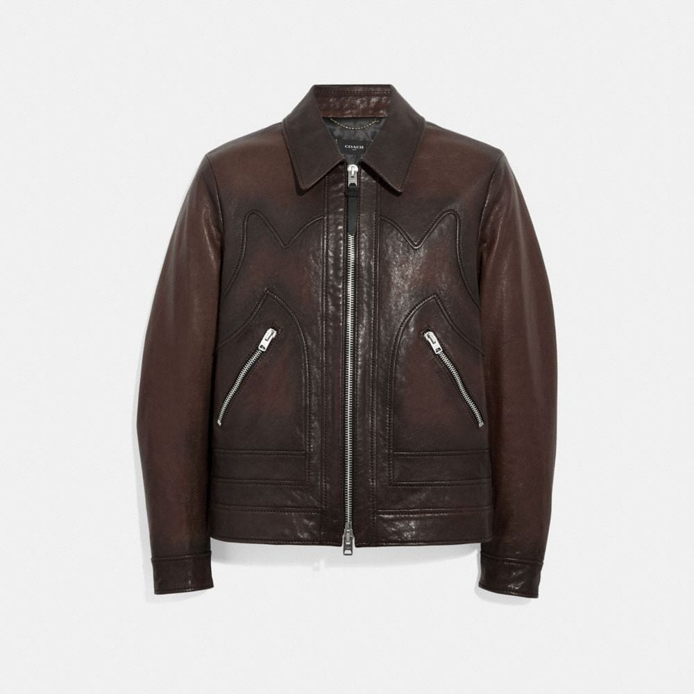 Coach Western Stinger Jacket