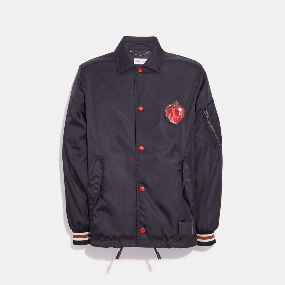 Coach Disney X Coach Poison Apple Coach'S Jacket