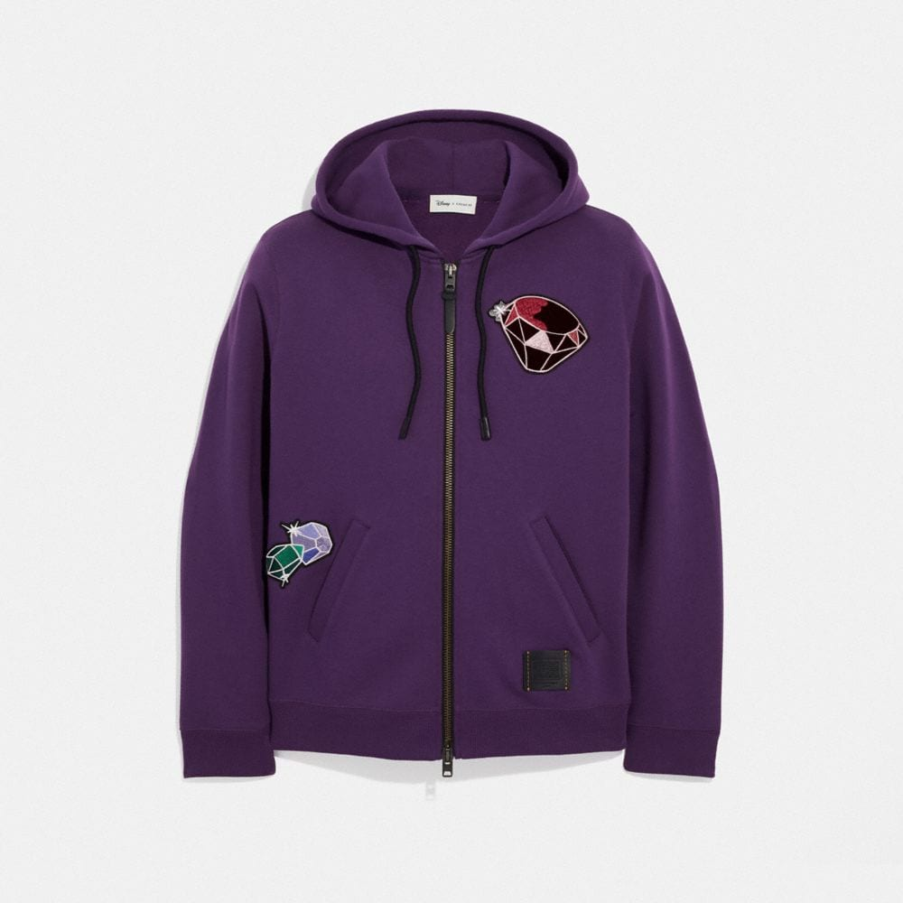 Coach Disney X Coach Dopey Hoodie Alternate View 1