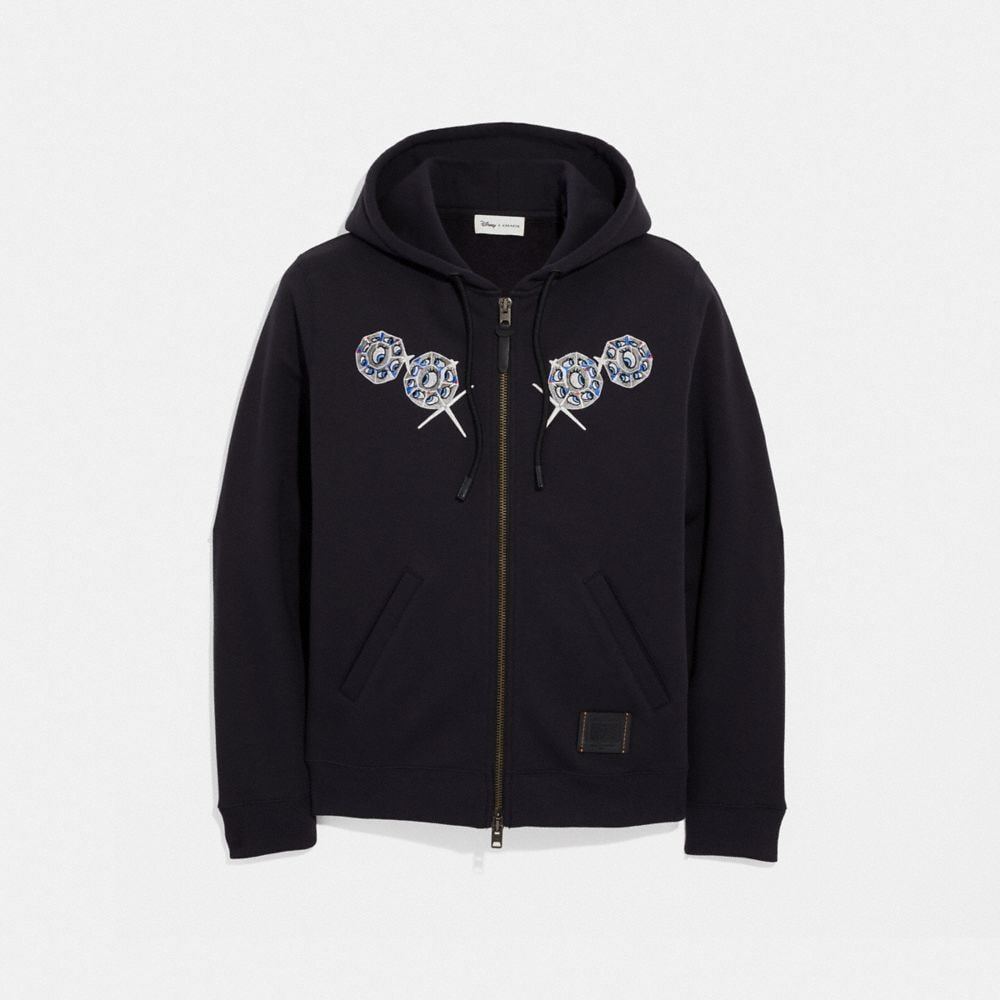 Coach Disney X Coach Bashful Hoodie Alternate View 1