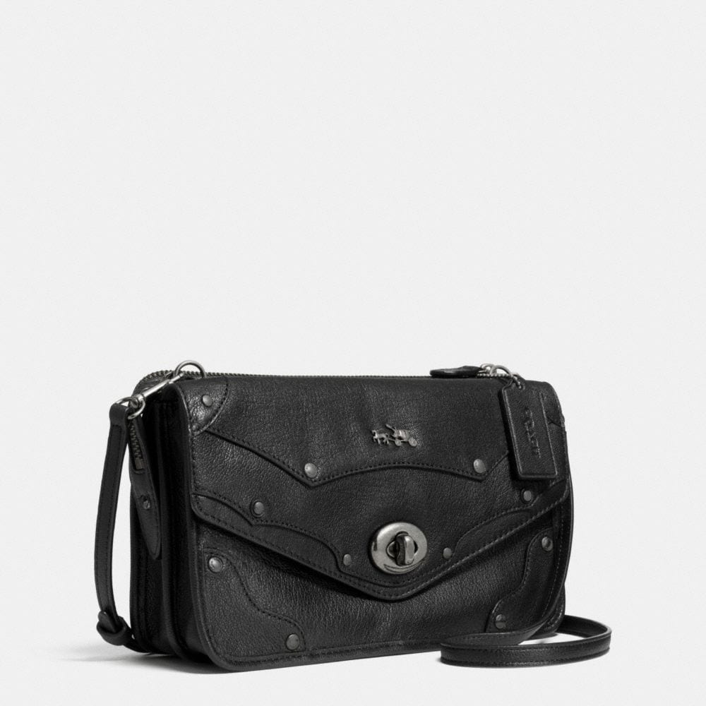 RHYDER CROSSBODY IN LEATHER - Alternate View A2
