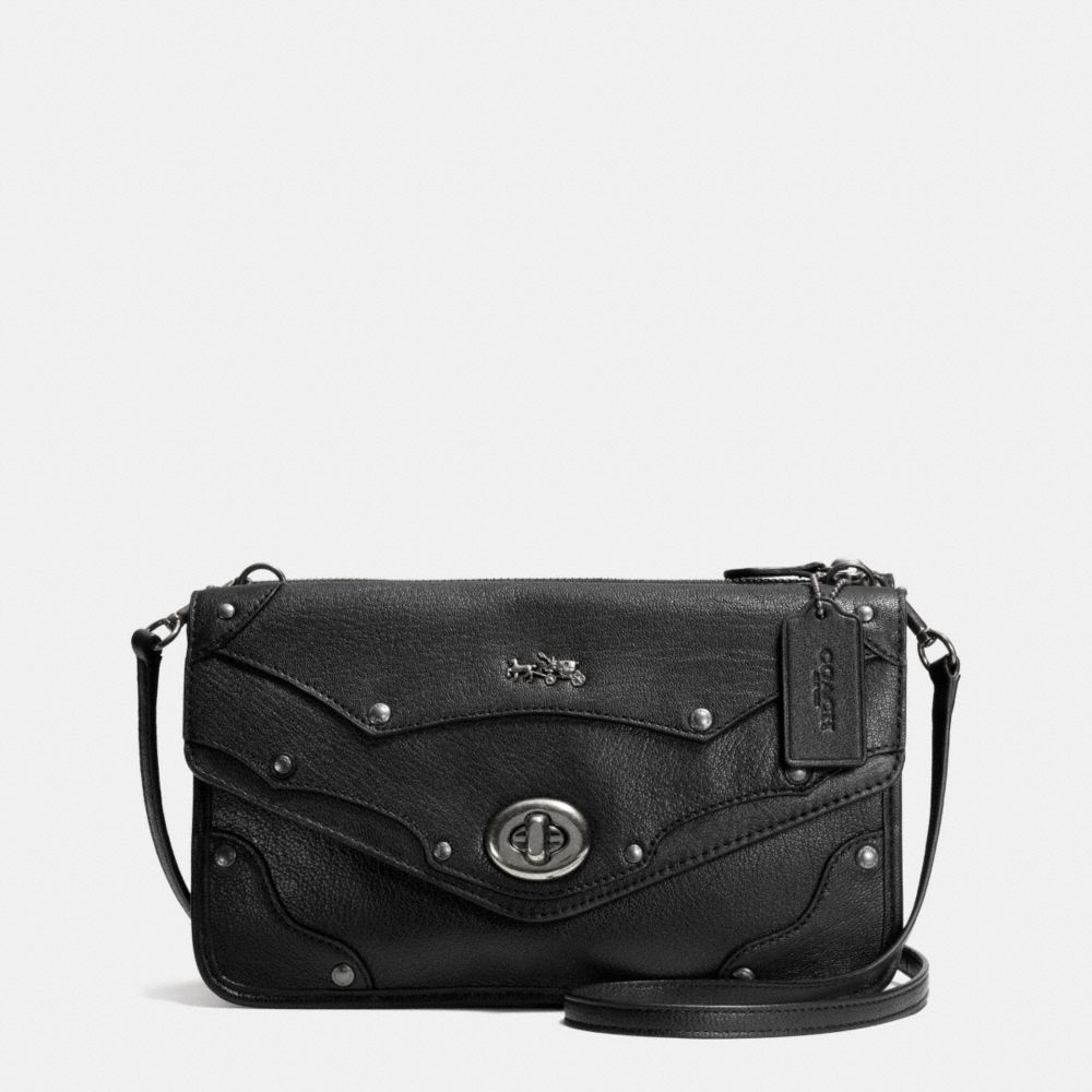 RHYDER CROSSBODY IN LEATHER
