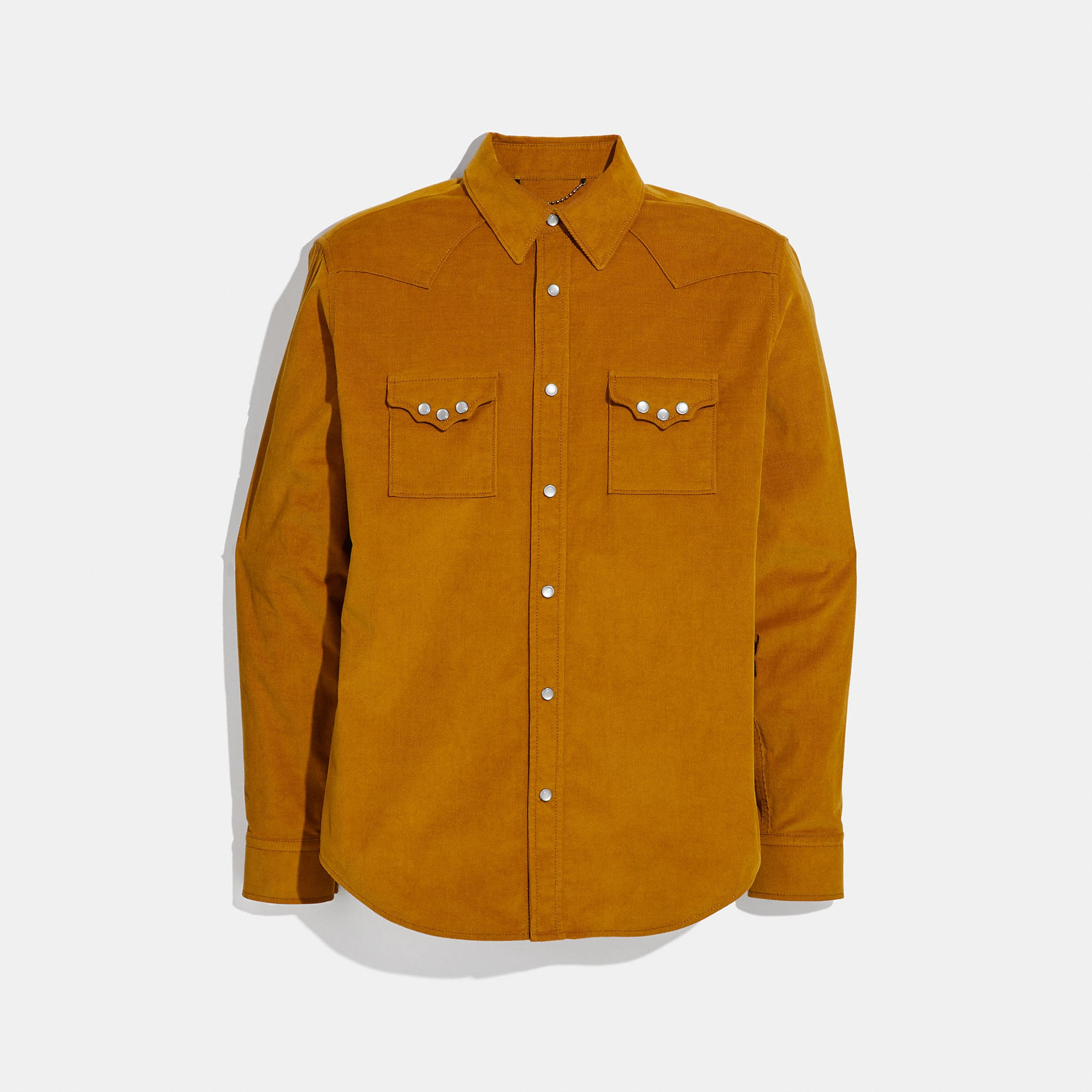 Coach Corduroy Shirt