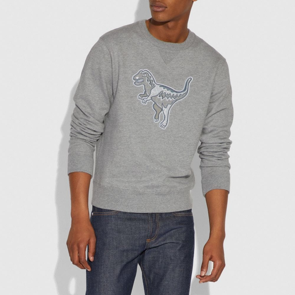 Coach Rexy Sweatshirt Alternate View 1