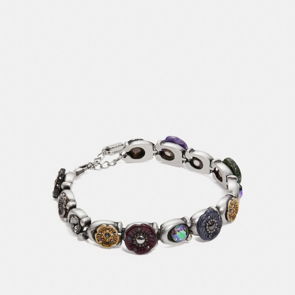 Coach Signature Tea Rose Bracelet