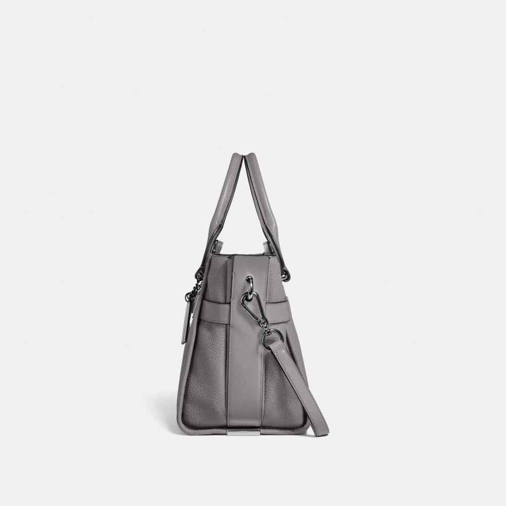 Coach Coach Swagger Carryall in Pebble Leather Alternate View 1