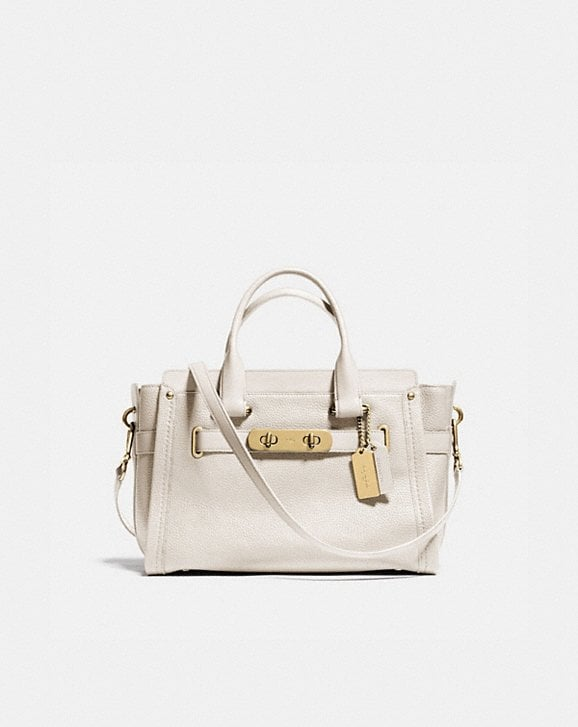9aac20987b Swagger carryall in pebble leather material things t
