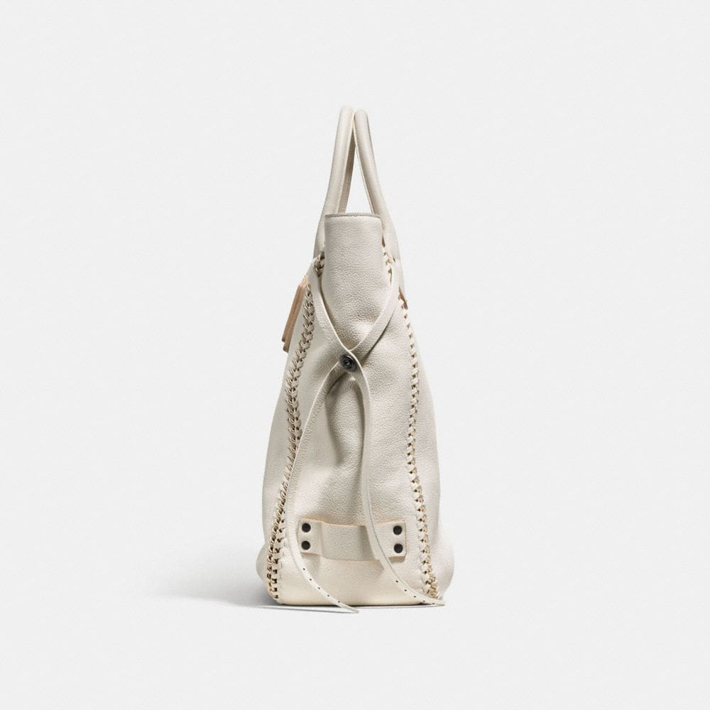 TATUM TALL TOTE IN WHIPLASH LEATHER - Alternate View A1
