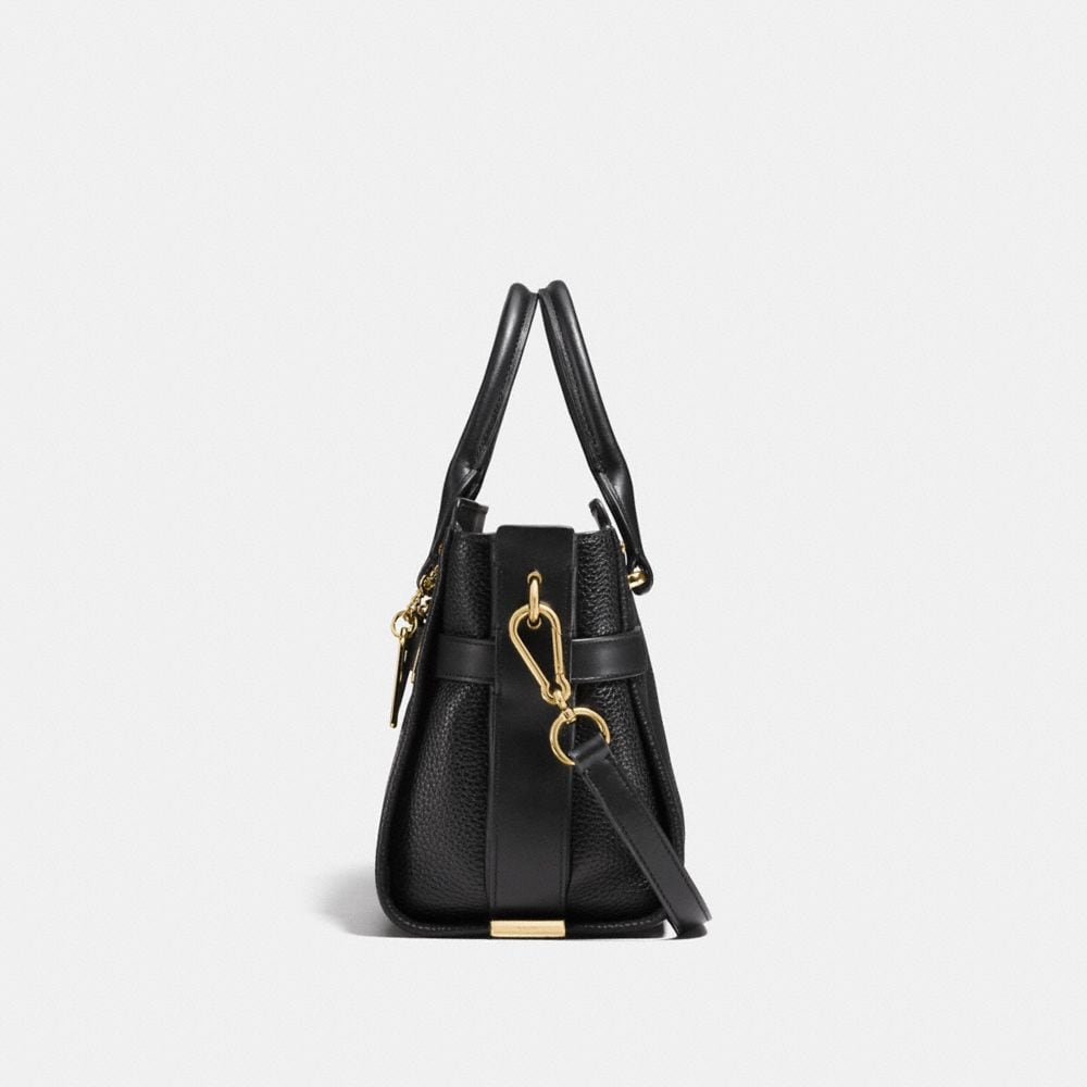 Coach Swagger  27 in Pebble Leather - Autres affichages A1