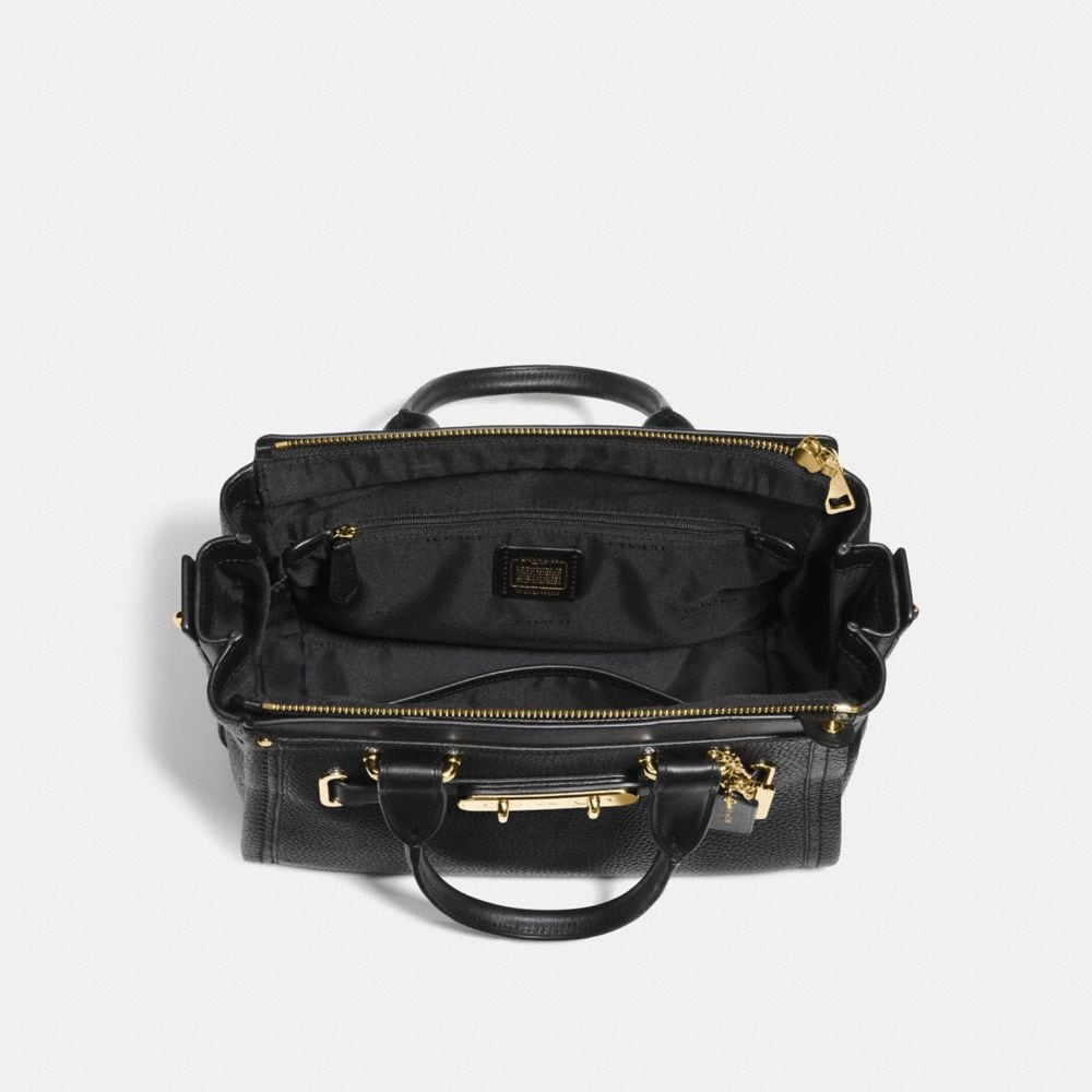 Coach Swagger  27 in Pebble Leather - Autres affichages A2