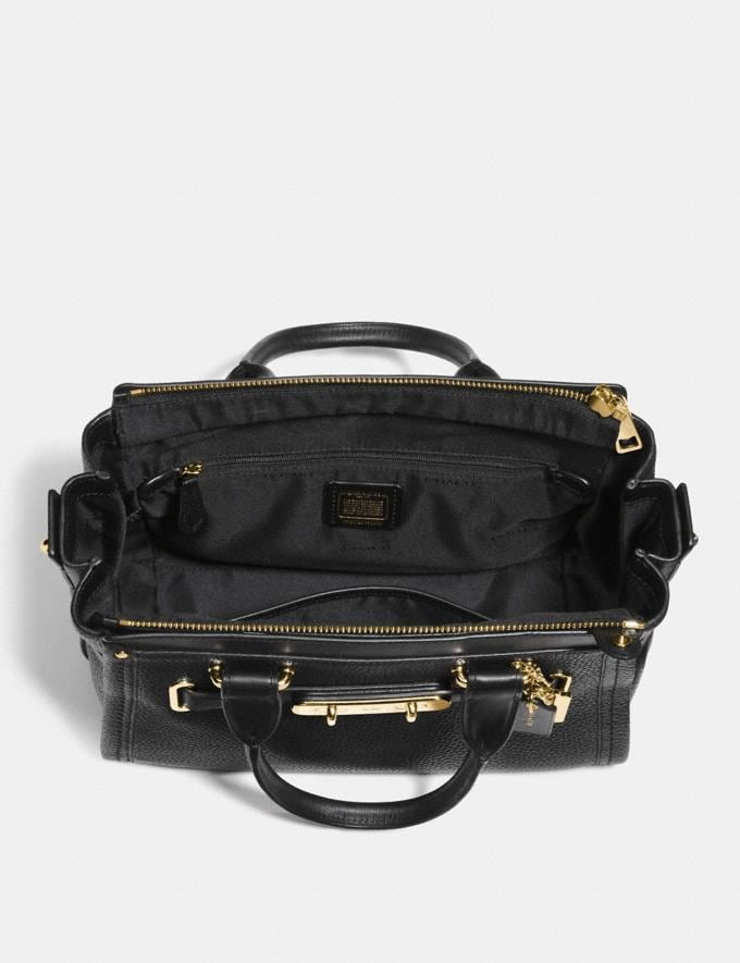 Coach Coach Swagger 27 Silver/Canary Gifts Alternate View 2
