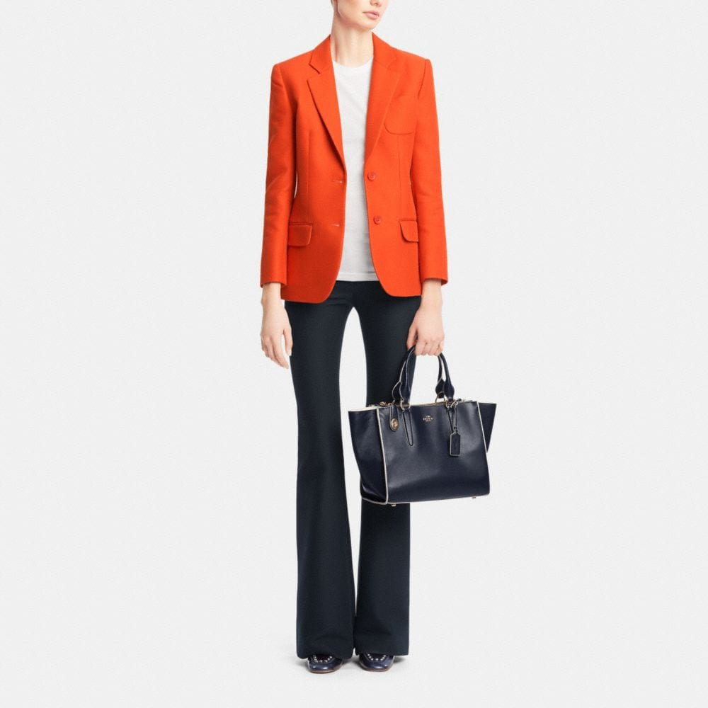 Crosby Carryall in Colorblock Leather - Alternate View M2