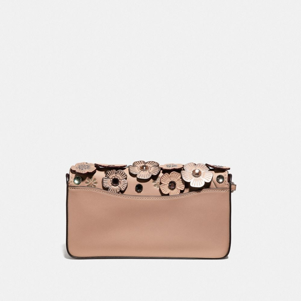 Coach DINKY WITH CRYSTAL TEA ROSE Alternate View 2
