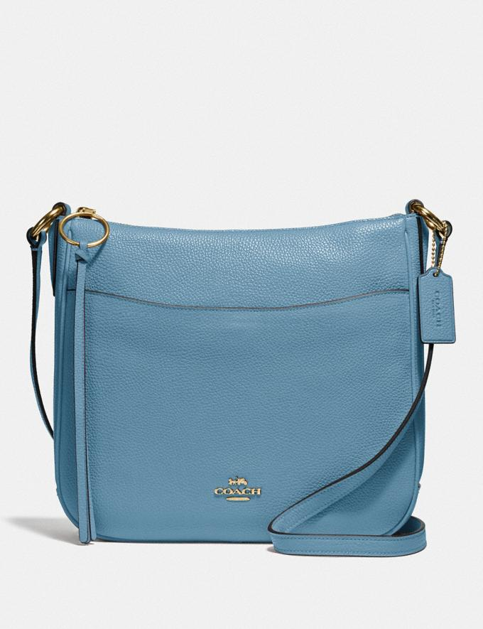 Coach Chaise Crossbody Gold/Deep Red DEFAULT_CATEGORY