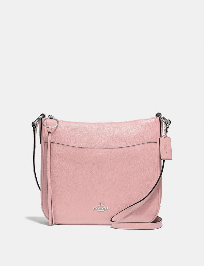 Coach Chaise Crossbody Blossom/Silver Gifts For Her