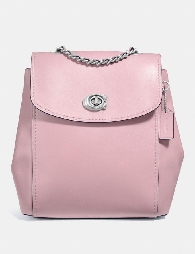 Coach Parker Convertible Backpack Blossom/Pewter Personalise Accessorize It Visit the Shop