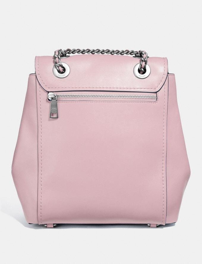 Coach Parker Convertible Backpack Blossom/Pewter Personalise Accessorize It Visit the Shop Alternate View 2