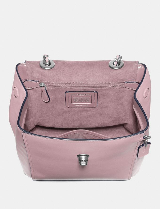 Coach Parker Convertible Backpack Blossom/Pewter Personalise Accessorize It Visit the Shop Alternate View 3