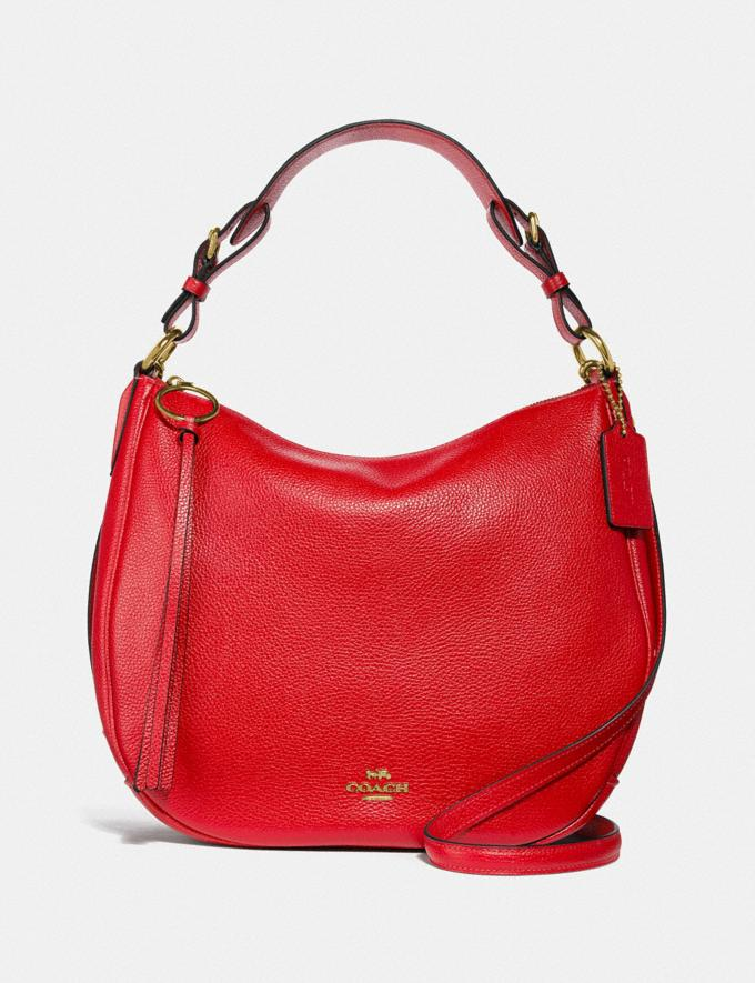 Coach Sutton Hobo Jasper/Gold Gifts For Her Bestsellers