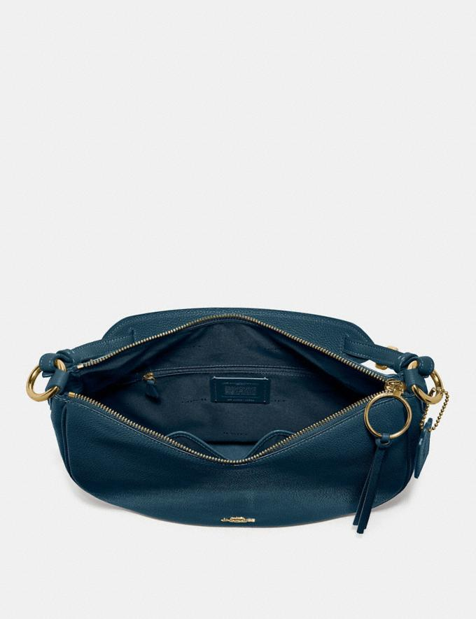 Coach Sutton Hobo Peacock/Gold New Featured 30% off (and more) Alternate View 2