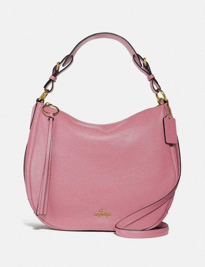 Coach Sutton Hobo Pink Cyber Monday Online Only Cyber Monday Sale Bags