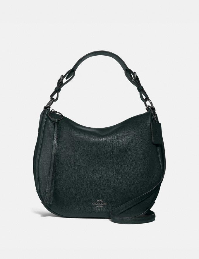 Coach Sutton Hobo Gm/Pine Green New Featured 30% off (and more)