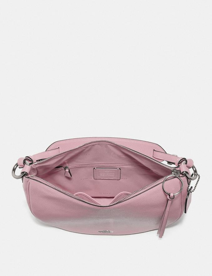 Coach Sutton Hobo Blossom/Silver New Featured Women New Top Picks Alternate View 3