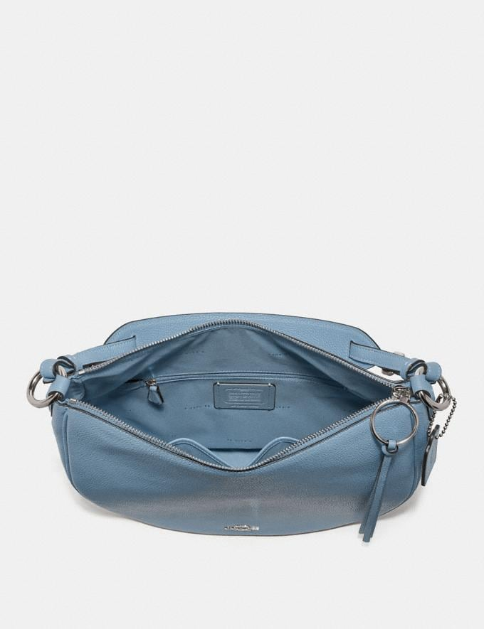 Coach Sutton Hobo Slate/Silver Bestsellers Alternate View 3