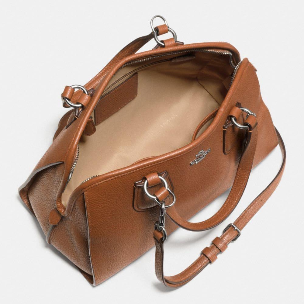 Nolita Satchel in Pebble Leather - Alternate View A3