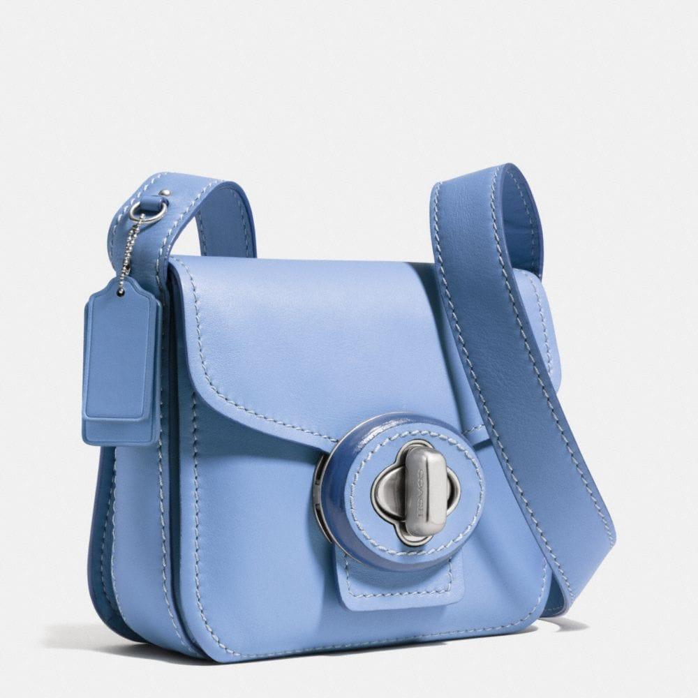 Drifter Shoulder Bag in Calf Leather - Autres affichages A2