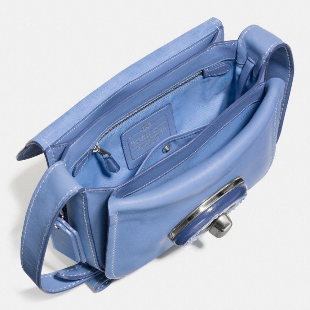 Drifter Shoulder Bag in Calf Leather - Autres affichages A3