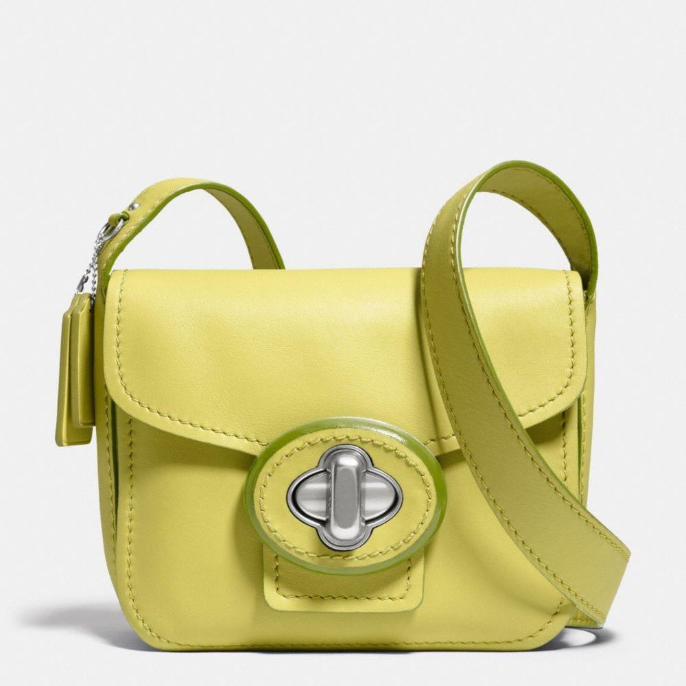 Drifter Shoulder Bag in Calf Leather