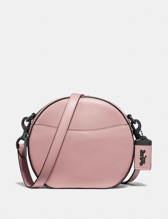 Coach Canteen Crossbody Blossom/Pewter Women Bags
