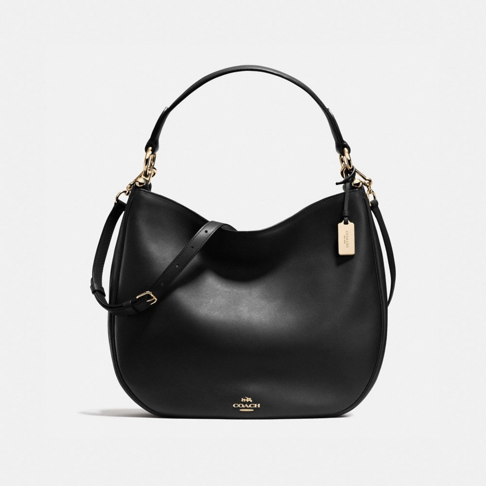 COACH Designer Purses | Coach Nomad Hobo In Glovetanned Leather