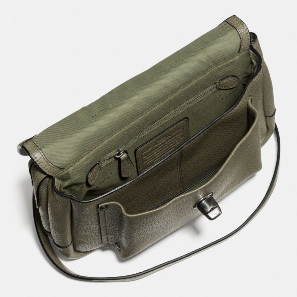 Rhyder Crossbody in Pebble Leather - Alternate View A1
