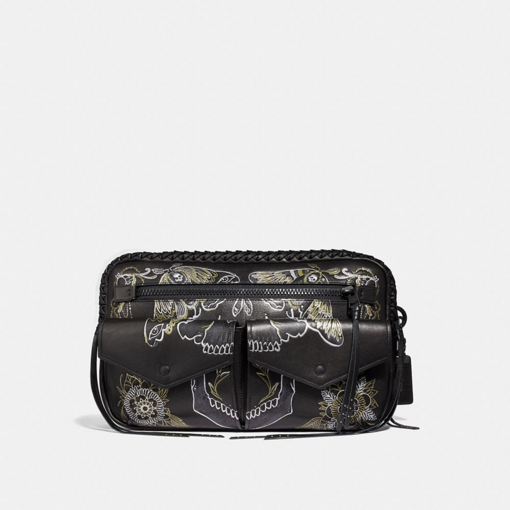 Coach Utility Belt Bag 36 With Tattoo